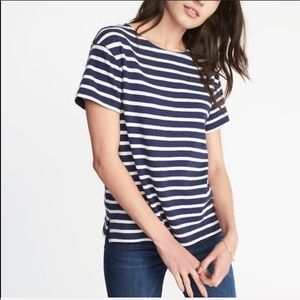 Old Navy | Mariner-Stripe Thick-Knit Tee